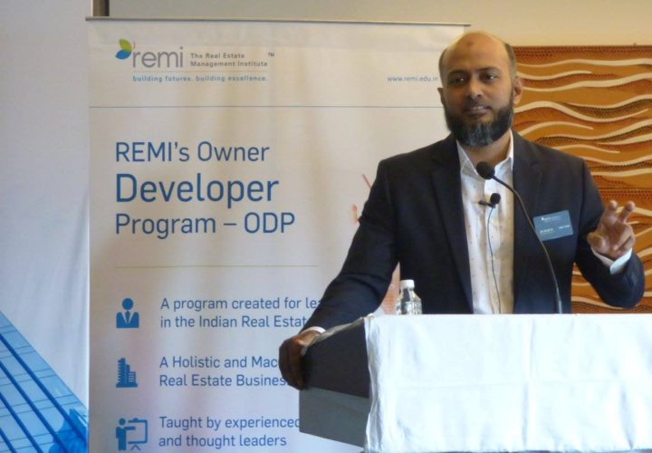 Real Estate leaders under one roof for REMI's Owner Development Program
