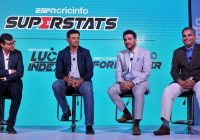 ESPNcricinfo Launches Superstats, New Metrics that Uses  Data Science to Analyze the game of Cricket