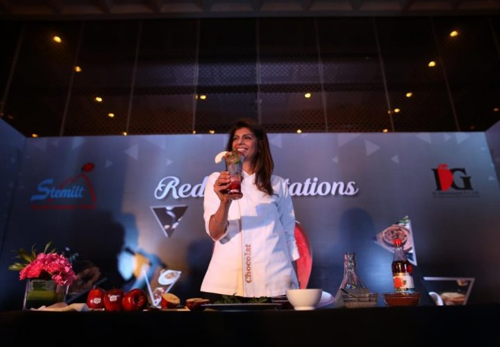 "IG International Announced the cookbook ""Appelicious"" by Zeba Kohli, in association with Stemilt Growers"