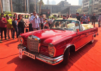 WIAA CONCLUDE VINTAGE CAR & BIKE RALLY SUCCESSFULLY AT HOTEL SOFITEL