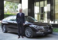 The first-ever BMW 620d Gran Turismo Launched in India