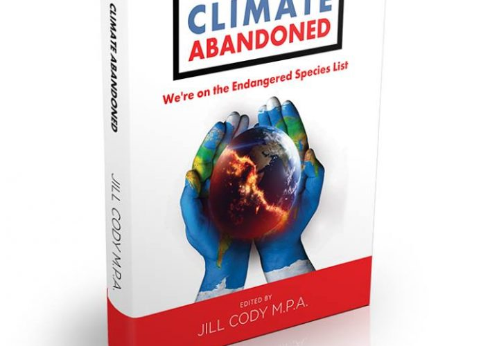 This New Book Released on Earth Day Offers Measures People Can Take to Combat Climate Change