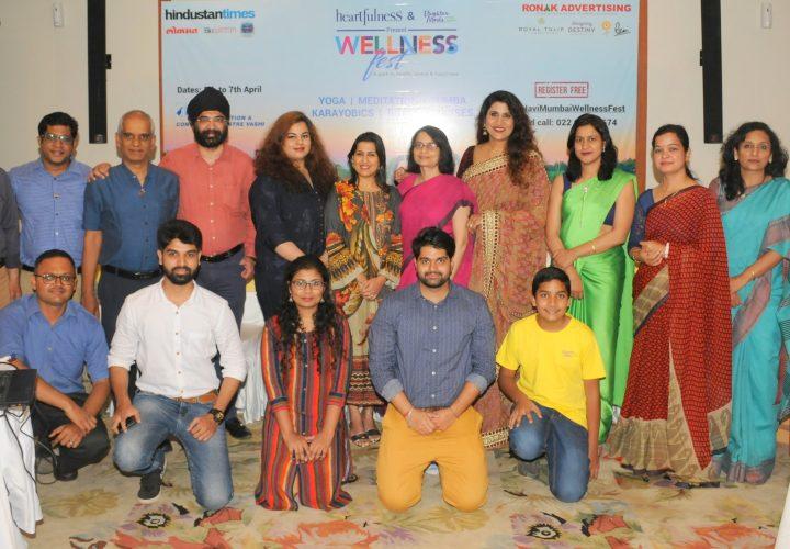 Navi Mumbaikars Brace for the Mega Wellness Fest