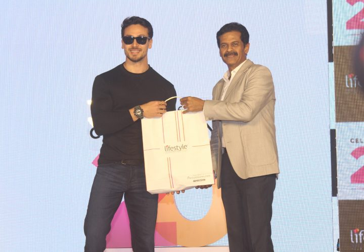 Lifestyle Launches 20-20 Bash with Tiger Shroff kick starting Celebrations