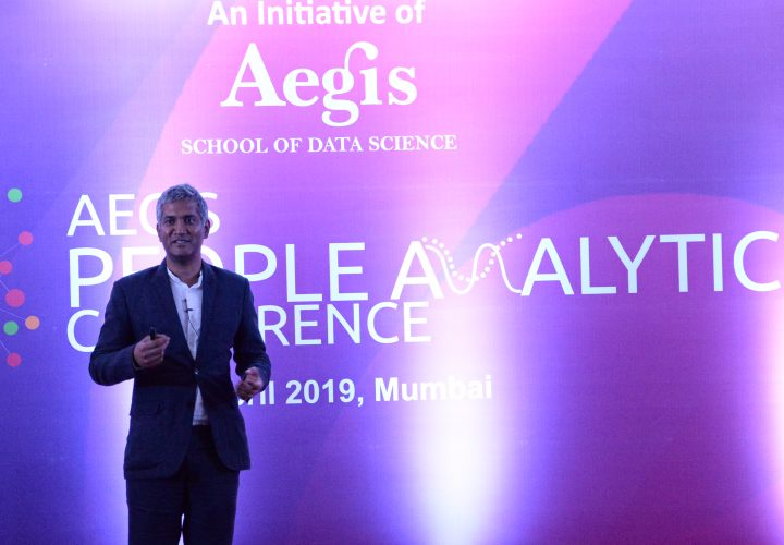 FIRST PEOPLE ANALYTICS CONFERENCE BY  AEGIS SCHOOL OF DATA SCIENCE